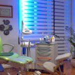 Box 1 per trattamenti su poltrona Studio Podologico Dr. Pecoraro